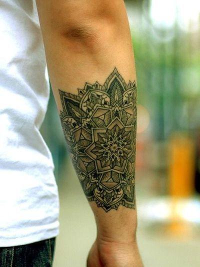 50 Cool Tattoo ideas for Men & Women - purple leav...