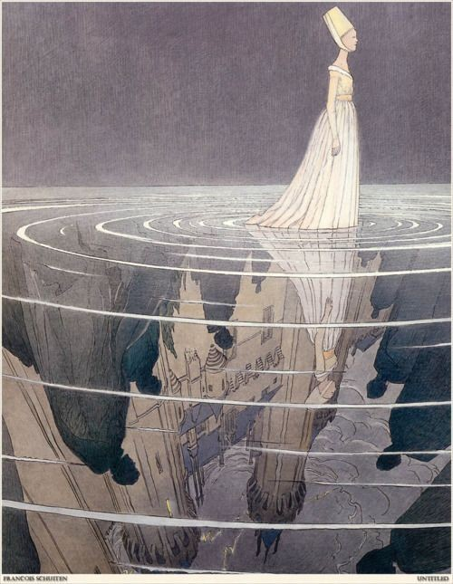 by François Schuiten.  This reminded me of yo...