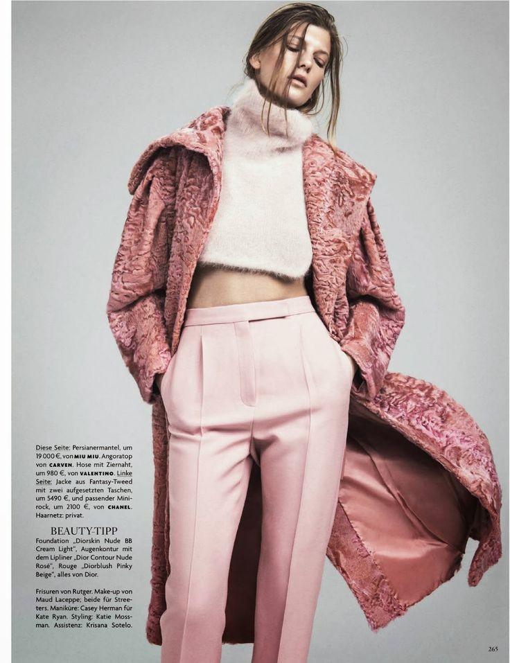 visual optimism; fashion editorials, shows, campai...