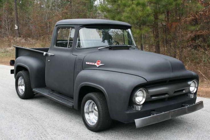 Looks kinda like my dads old truck. He and my husb...