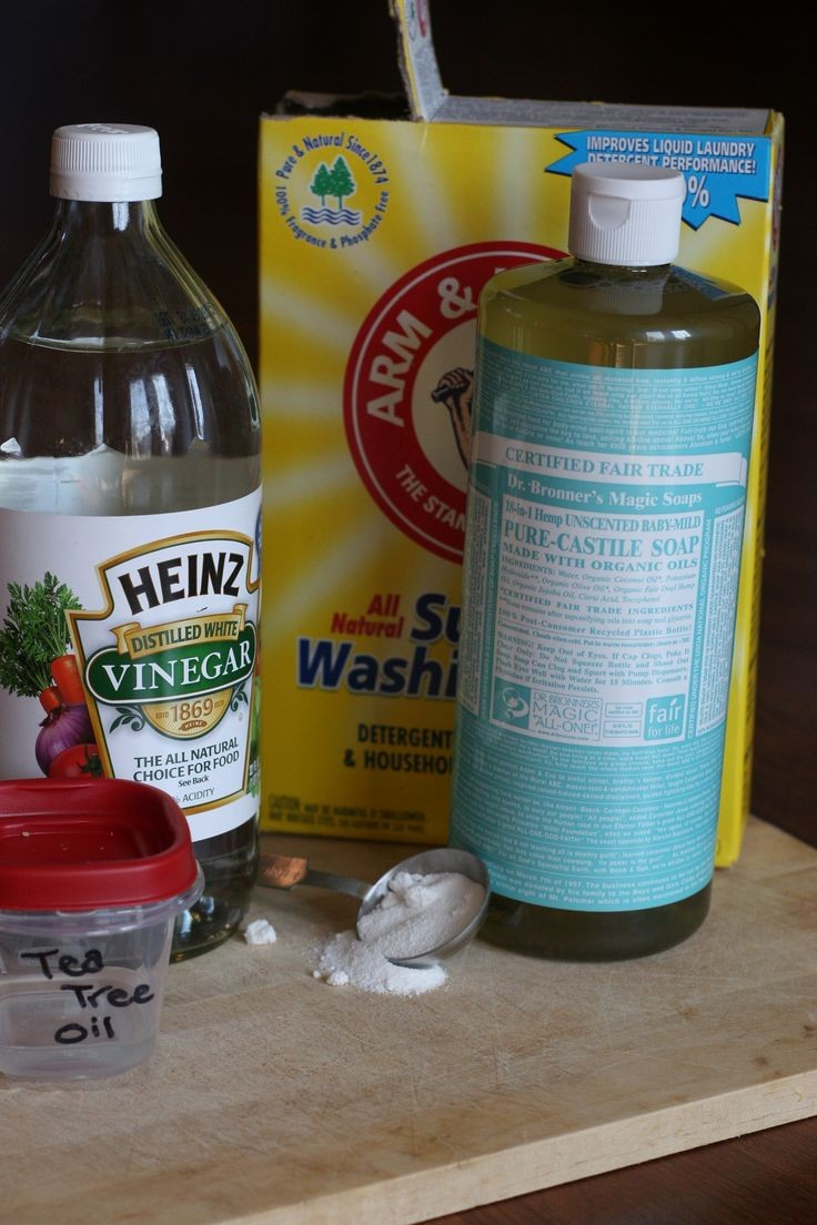 homemade dish soap - This one seems like it wouldn...