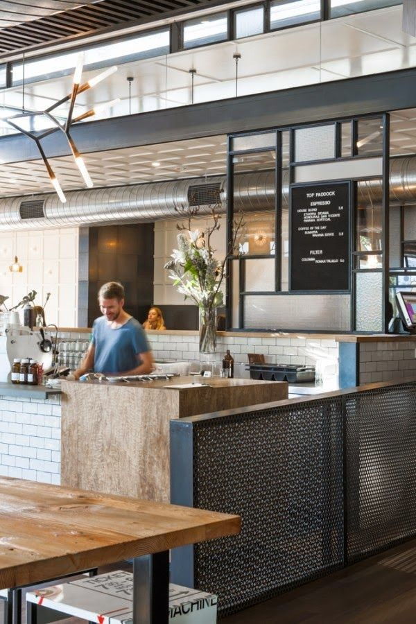 Melbourne / Top Paddock : bar, restaurant /