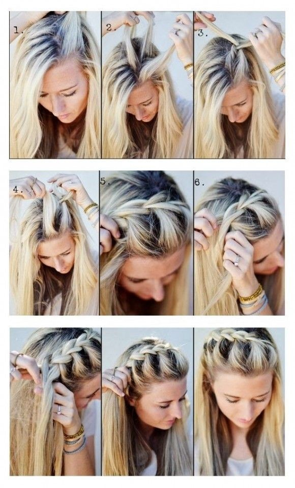 15 Super Cute Hair Tutorials For Easter Brunch. Th...