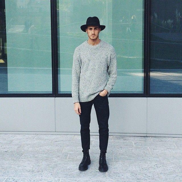 Mens street style basics | Raddest Looks On The In...