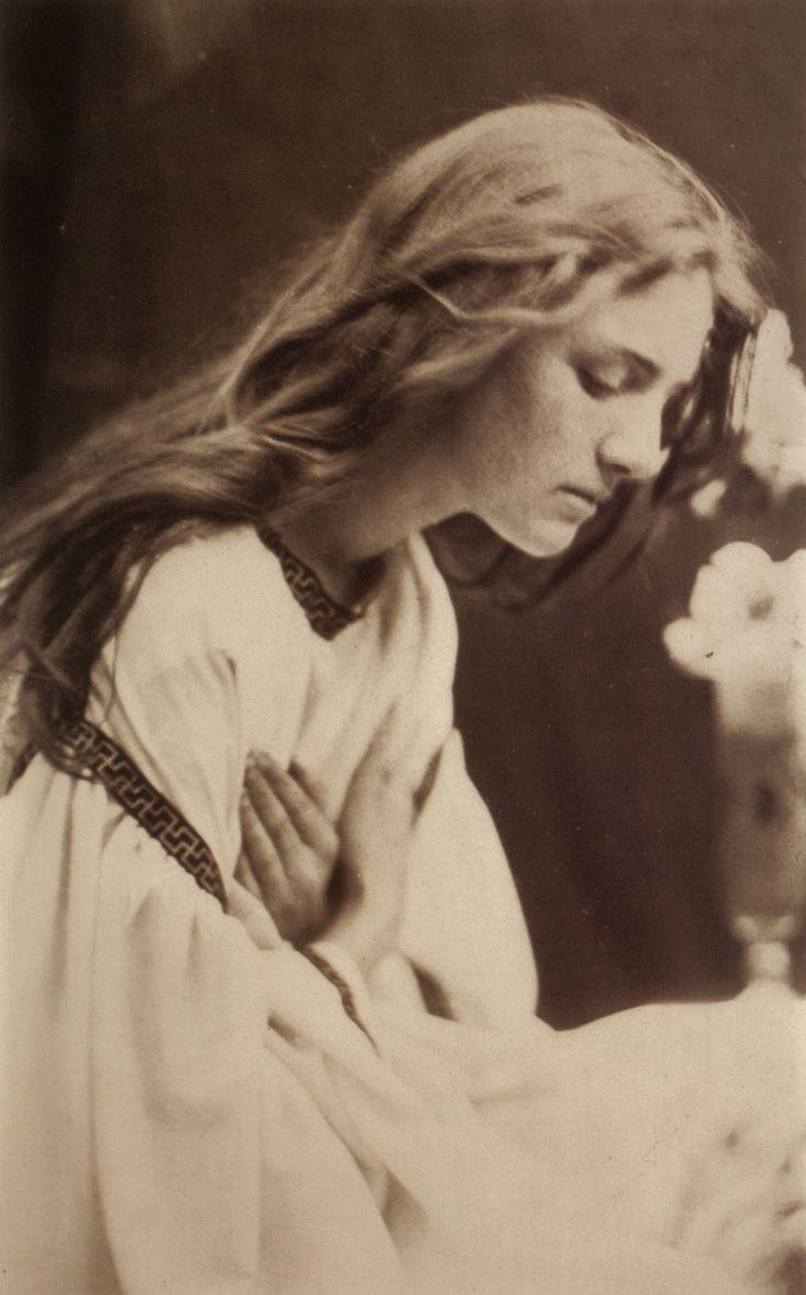 """Julia Margaret Cameron, """"After the Manner of..."""