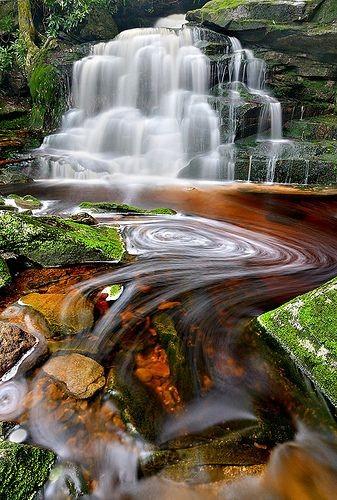 Shay's Run, Blackwater Falls State Park, West Virg...