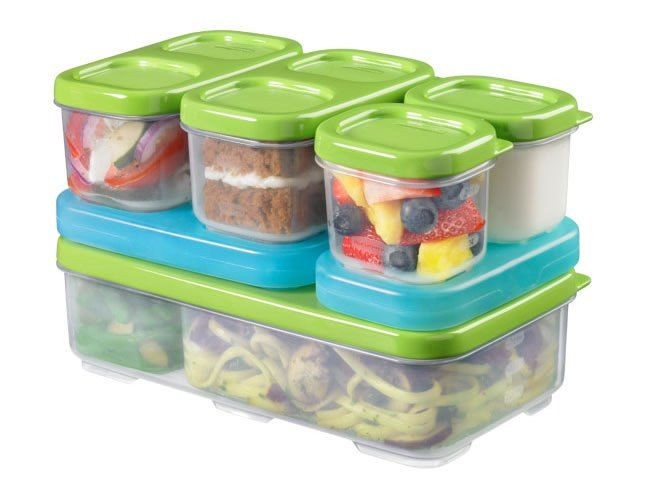 How to Make 21 Day Fix Containers - and keep track...