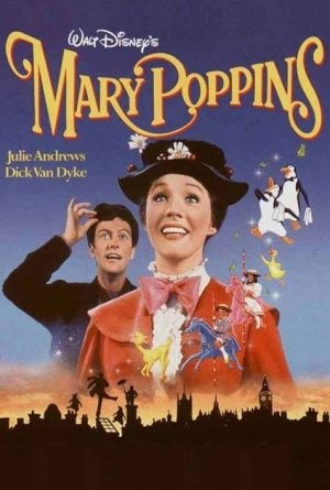 Mary Poppins- Aubrie's new favorite movie. We've w...