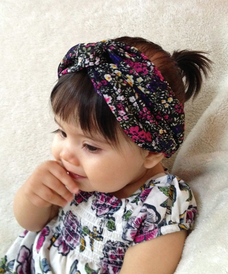 baby head wraps - Google Search