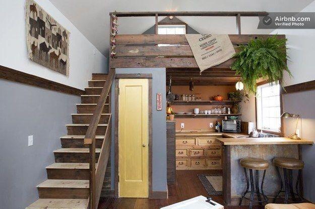 Ajoutez une mezzanine au-dessus de votre cuisine....