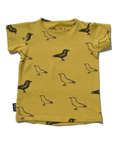 Moi T-Birdy - Yellow