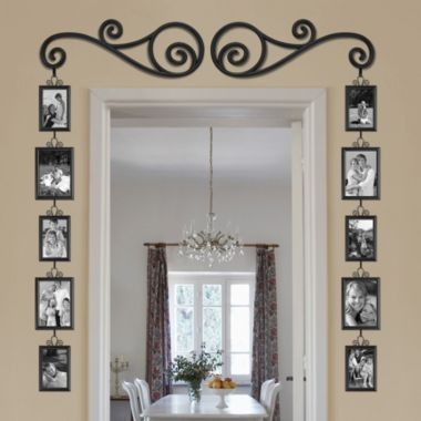 Frame and Scroll 12-Piece Set - Bed Bath and Beyon...