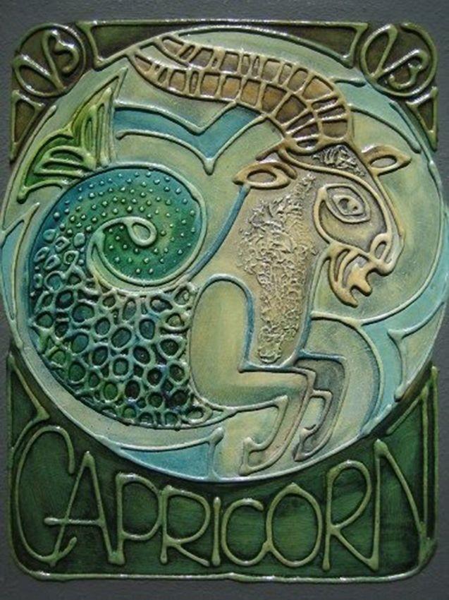 AstroSpirit / Capricorn ♑ / Earth / The Goat...