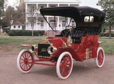 1909 Model T Touring Car listed. The Ford Model T...