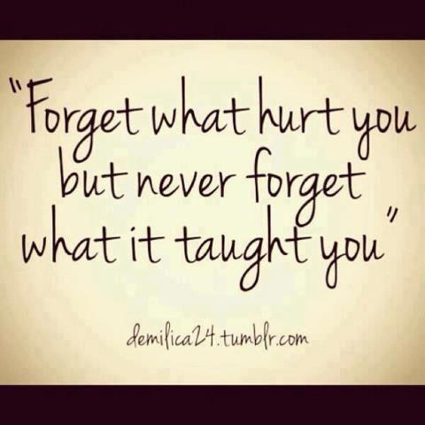 Good words.