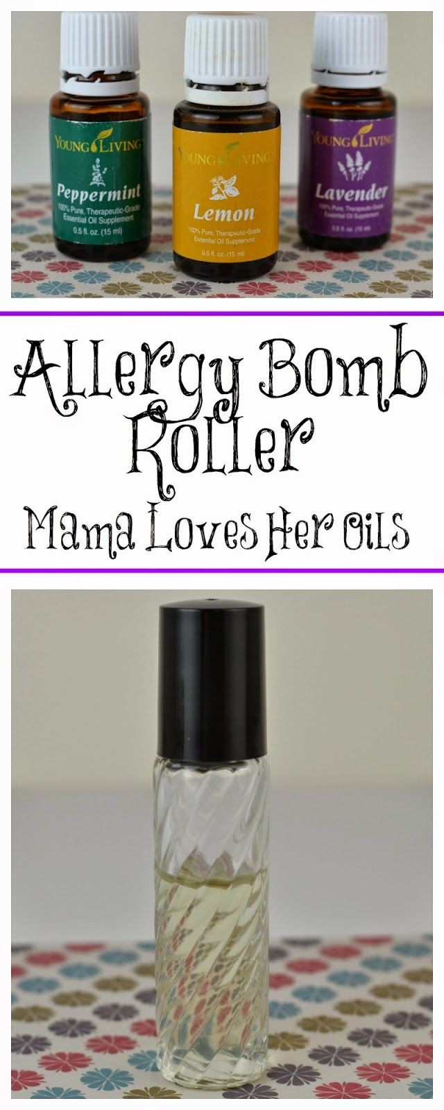 Mama Loves Her Oils!: DIY Young Living Essential O...