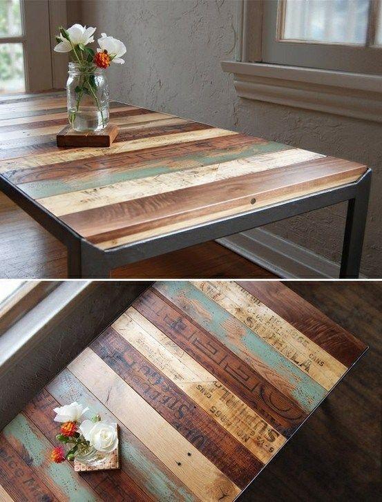 Repurposed Furniture | Home & Garden DIY Ideas...
