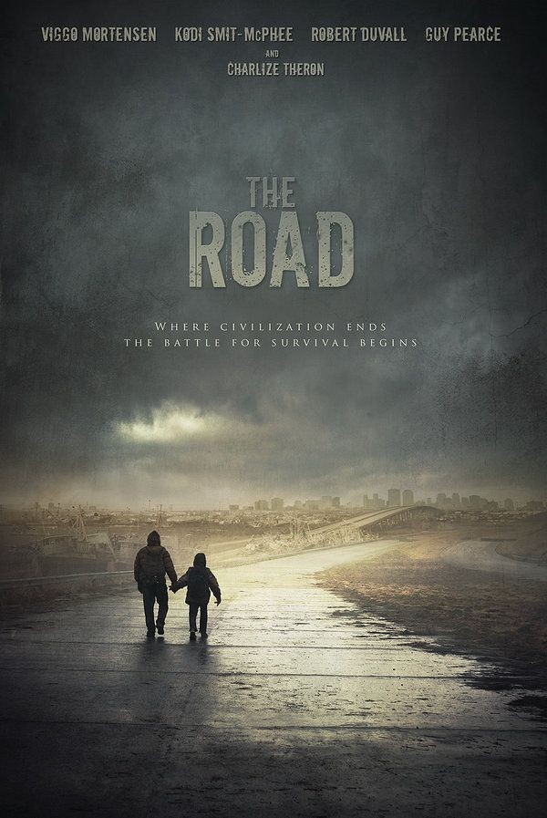 the road a dystopian novel
