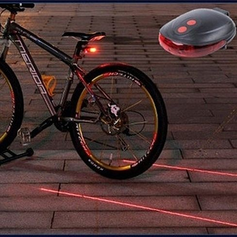 Get where you're going safely! This LED and...