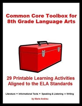 A Common Core lifesaver - 29 printables aligned to...
