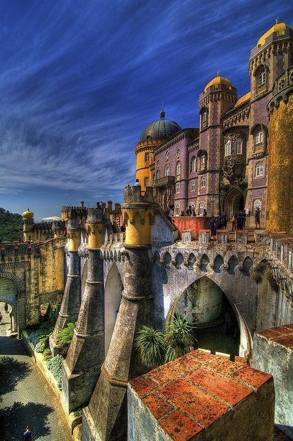 I've actually been fortunate to visit Sintra, Port...