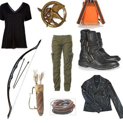 """Katniss Everdeen from """"The Hunger Games&#822..."""