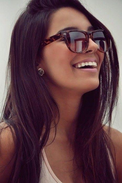 Ray-Ban Black Aluminum Clubmaster Sunglasses #rayb...