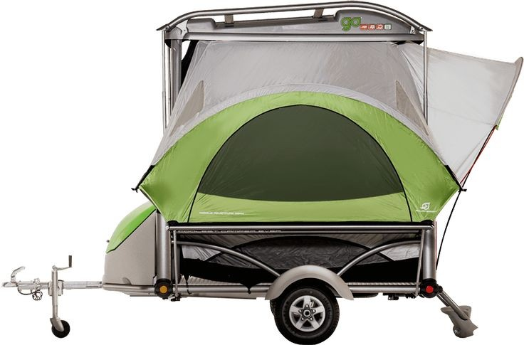 Sylvansport Go Lightweight Small Pop Up Campers