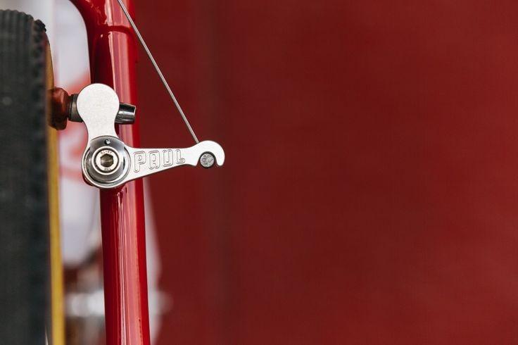 Majaco Singlespeed Cross Bike with White Industrie...