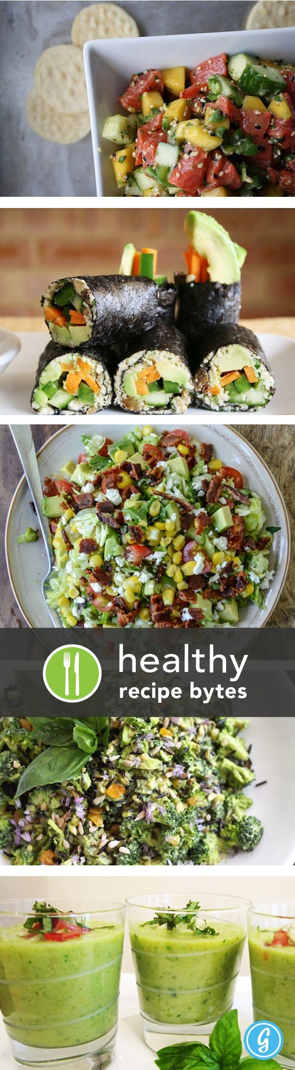 5 Healthy & Simple No-Cook Meals for Summer. P...
