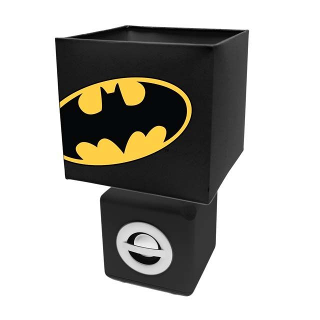 Batman Lamp with Built in Bluetooth Speaker