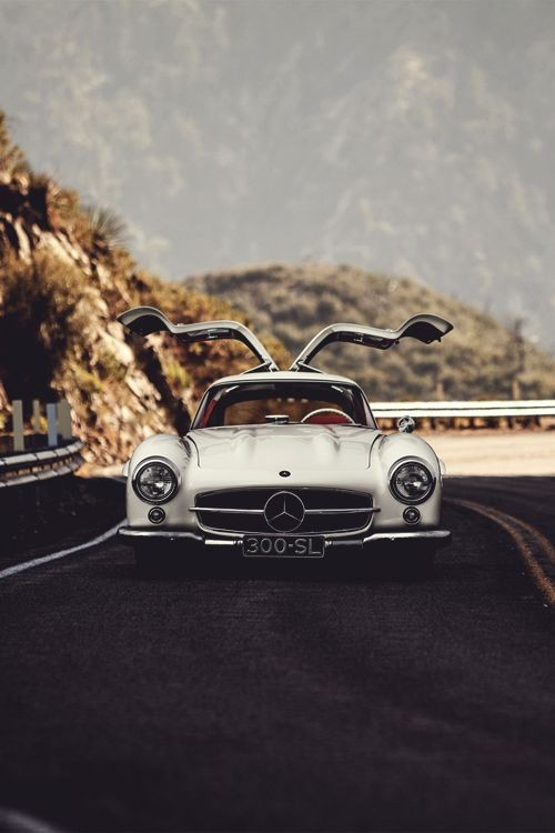 mistergoodlife: Mercedes Benz 300SL Gullwing | Mr....