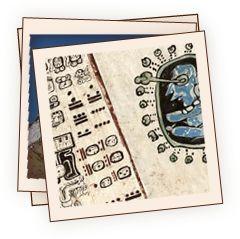 Snapshots of Mayan life.