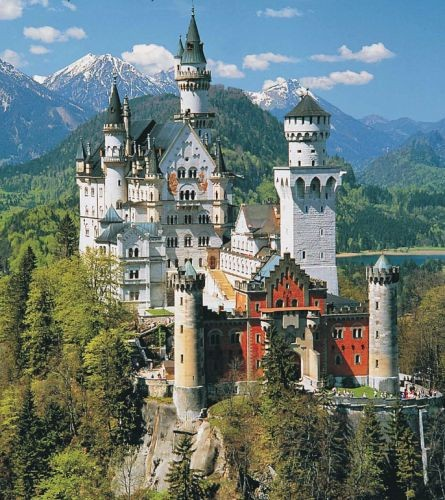 Great Castles of Germany, Germany's great castles,...
