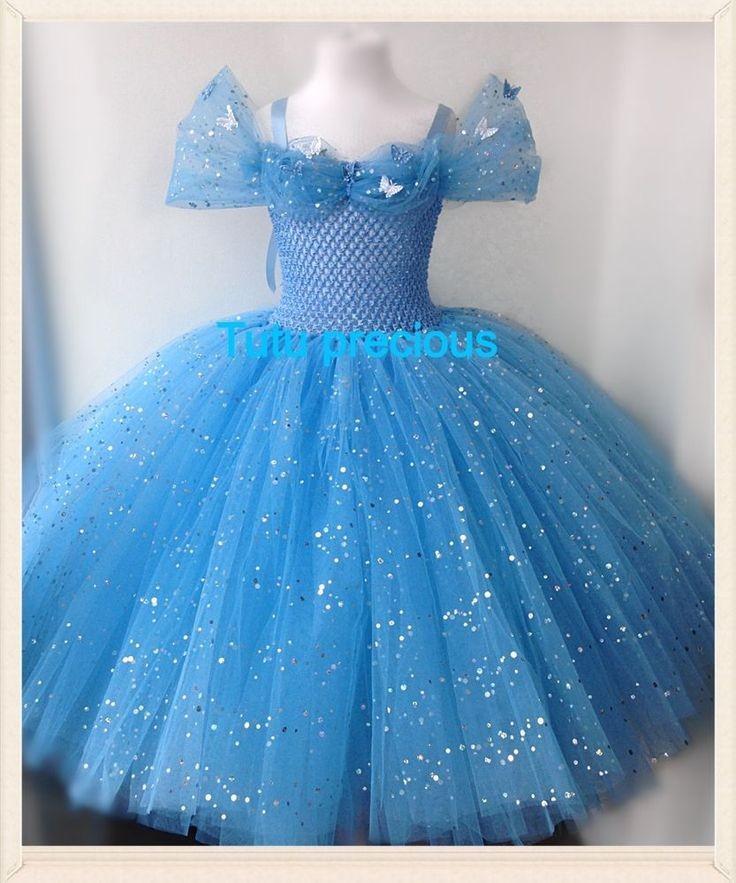 Платье золушки своими руками из фатина 43