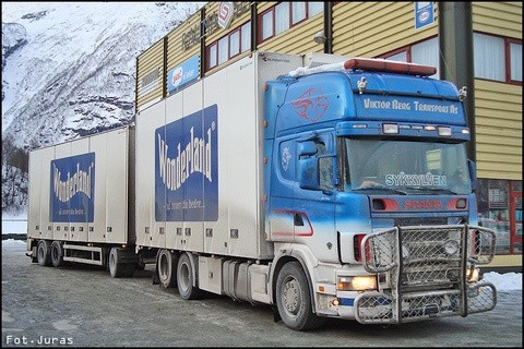 SCANIA in Norway