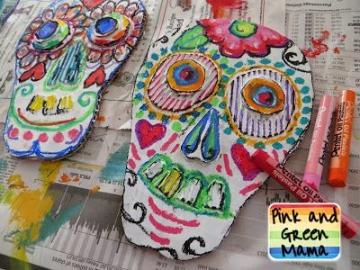 Art Around the World: Kid-Friendly Day of the Dead...