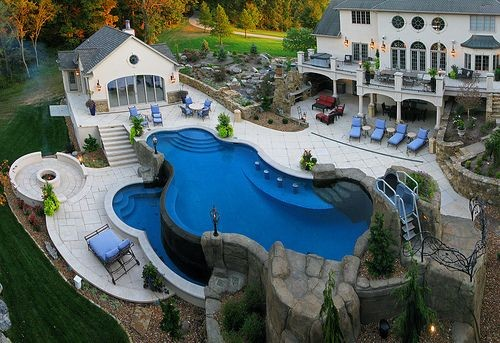 Pools on .... Um, yes, please!