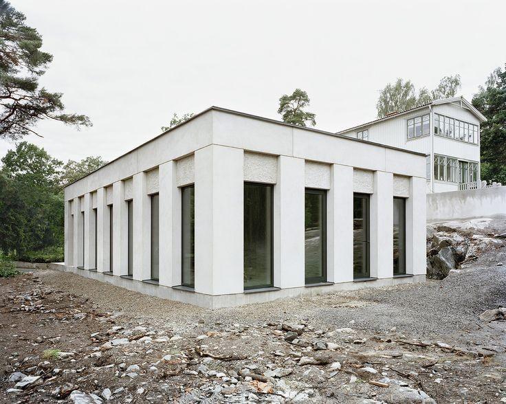 Gallery - House Skuru / Hermansson Hiller Lundberg...