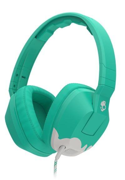 Crusher   Skullcandy Headphones. Features a built-...