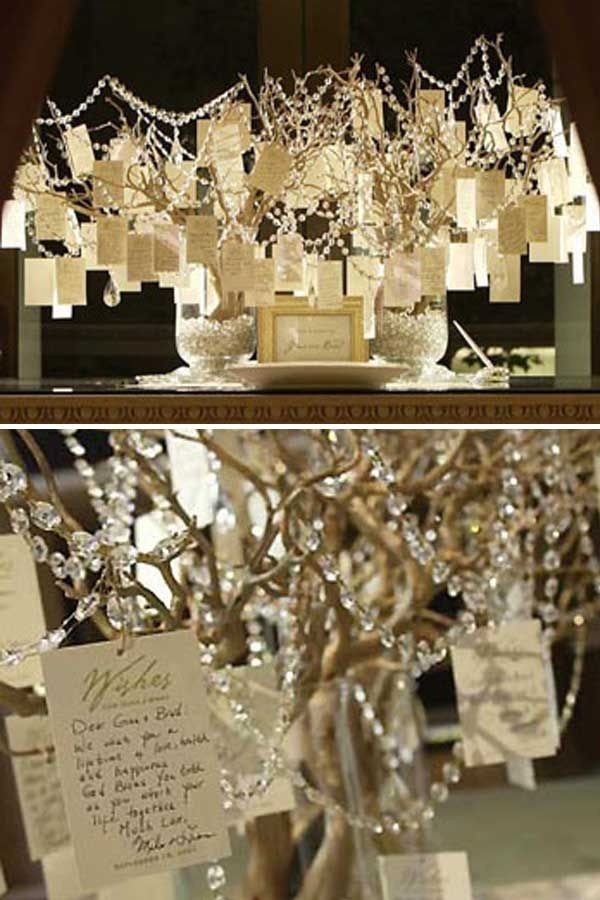 tree… what a beautiful way to add décor...