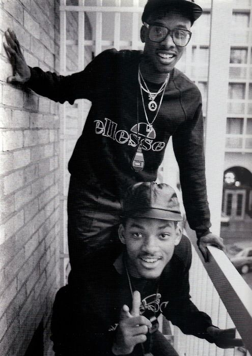 Will Smith & Jazzy Jeff- Old School Philly #Re...