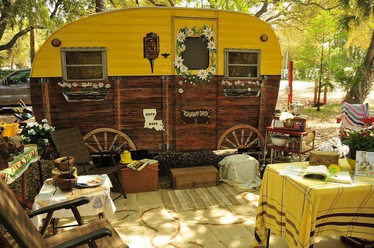 HOME & GARDEN: Caravanes rétrohttp://insp...