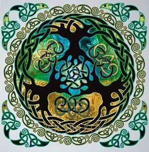 Celtic Tree of Life Meaning | Celtic Art Studio :...