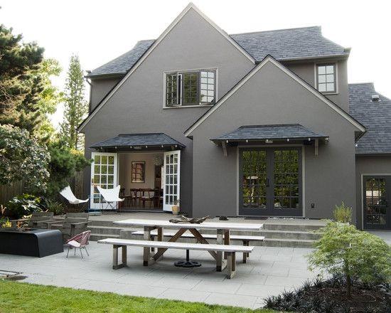 Spaces Popular Exterior House Colors Design, Pictu...