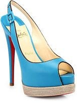 Crazy for Christian Louboutin and found it with ch...