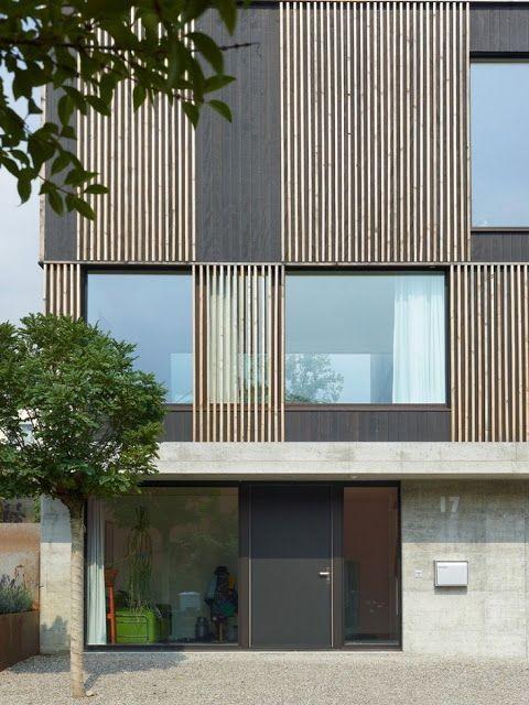 Haus Weidauerweg by Bartbuchhofer Architekten (Bie...
