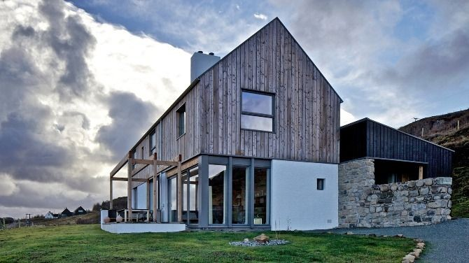 Colbost - Rural Design Architects - Isle of Skye a...