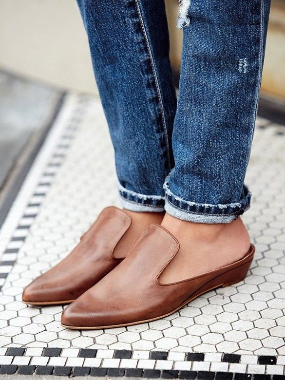 I totally need these...:) 3 Shoe Styles You Should...