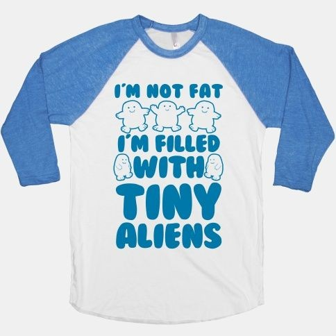 I'm Filled with Tiny Aliens | HUMAN. Well this shi...